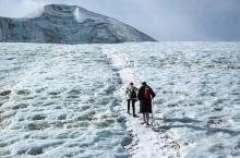 难度系数ZUI小的冰川|西藏廓琼岗日冰川