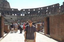 古罗马帝国的竞技场,感受到3000年前战场上的气魄,岁月流逝的痕迹,去意大利必打卡的城市之一!