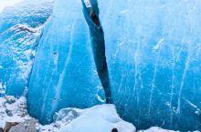 来古冰川 千年蓝冰 走进梦幻冰雪世界💧