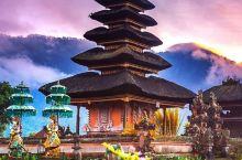 乌伦达努寺也被称为水神庙