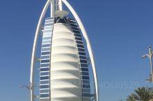 迪拜朱美拉公共海滩