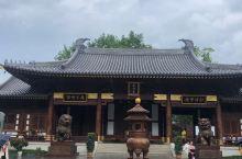 东林寺游观小记