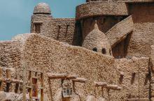 新疆旅行 南疆叶城 神秘的锡提亚迷城