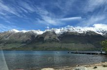 不来新西兰,不理解有这么多的雪山🏔️