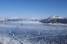 「神之湖」摩周湖的冬天绝景阿寒湖