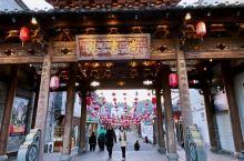 泰宁尚书巷,古老中国风