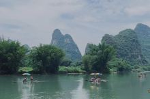遇龙河最美风景段