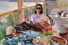 三亚美食   人均百元吃到饱海鲜自助火锅