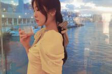 香港海景咖啡店🌤️ 海港城必打卡💫