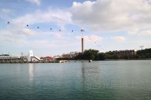 新加坡港湾风景
