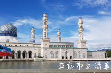 马来西亚三座水上清真寺,你pick哪个