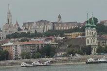 多瑙河旁边很美丽