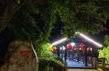 浙江省廿八镇夜景