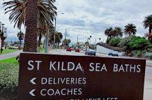 St Kilda海滩