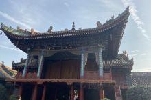 三原县城隍庙供奉着托塔天王李靖(三原县人士),历史久远,文化传承到位!值得一去的好地方