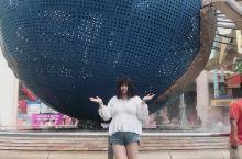 我在新加坡环球影城