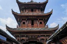中天楼:阆中古城的风水坐标。