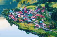 日本的小瑞士奥地利哈修塔特只见线大志集落