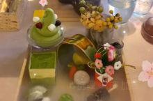 京都网红甜品店 茶筅 chasen