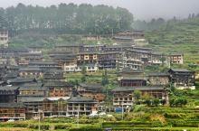 西江苗寨|左手苗寨右手稻田的景观民宿