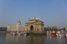 印度经济、金融中心—孟买。