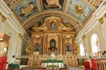圣约瑟夫教堂‖美丽的穹顶壁画堪比意大利