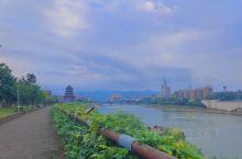 漫步昌江畔