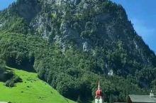 瑞士的乡间美景