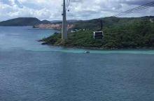 #越南富国岛跨海缆车#