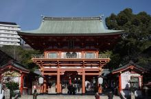 神户必去的恋爱神社 新的一年来生田神