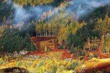秋天的童话    苏格兰高地 天空岛