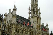 欧洲心脏的心脏一一布鲁塞尔大广场。
