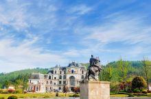 山顶欧洲小镇~~黄果树奇遇岭 霍尔的移动城堡、魔女宅急便、红猪;如果你向往宫崎骏老先生电影下的欧洲小