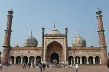 印度游记  之  贾玛清真寺