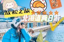 放松之旅——北海道两日游