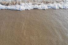 美丽海岸边