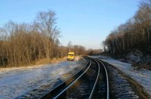 绥芬河中东铁路,世界唯一骑马式套轨
