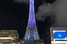 玩在澳门# 巴黎人前巴黎塔