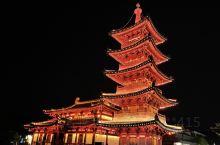 拈花湾夜景