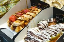 品尝比利时华夫饼,体验味蕾上的享受