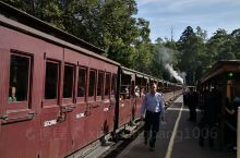 普芬比利蒸汽小火车 很不错的怀旧体验