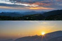 中岳嵩山|这里看日出真是绝了