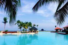 帝国酒店的海滩