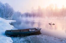 打卡中国最美冬天童话世界原来真的存在