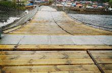 靖宇县汤河口雨天也浪漫。