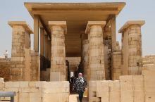 探访古埃及第一座金字塔——阶梯金字塔