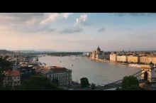 布达佩斯vlog 一生必去一次的浪漫城市