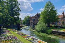 伦敦后花园油画小镇