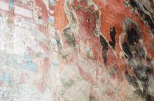 托林寺壁画。