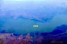 鸟瞰洪泽湖